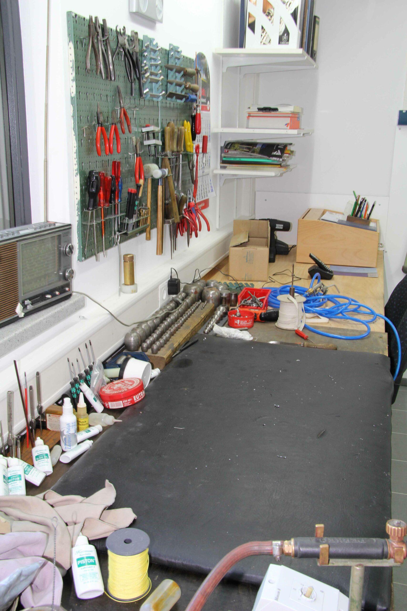 Werkstatt Musik Reitemann